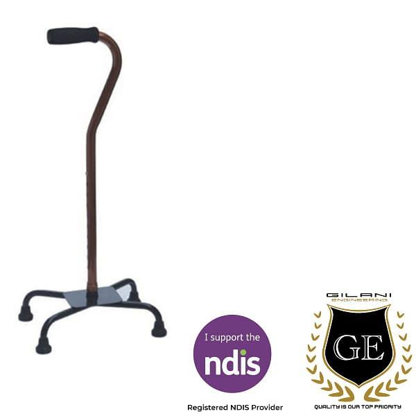 4 Pod Walking Stick For Maximum Stability