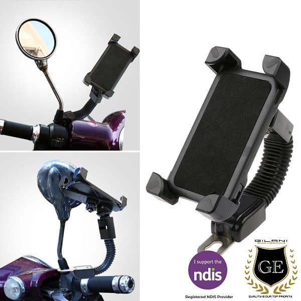 Practical Phone and Mini Ipad Holder