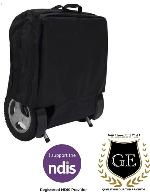 Heavy duty Foldable Electric Wheelchair Travel Bag for GED05 and GED09